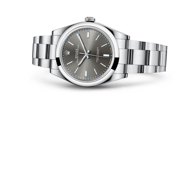Rolex Oyster Perpetual 39 Watch: 904L steel - 114300