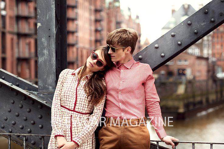 Municeyewear »Mod. 6« & Municeyewear »Mod. 5«