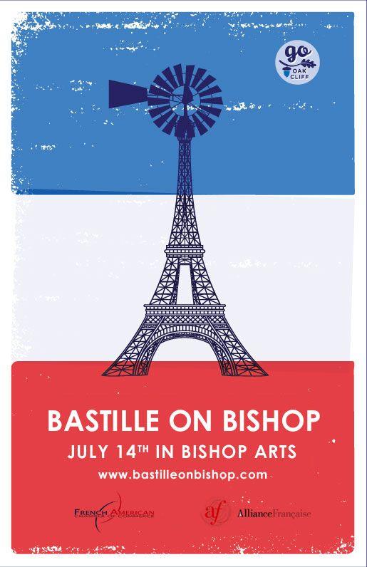 bastille festival bishop arts