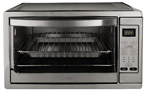 Oster Extra Large Digital Countertop Convection Oven Stainless