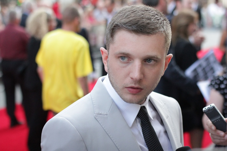 Ben Drew aka Plan B at his first own movie premiere: iLL MANORS