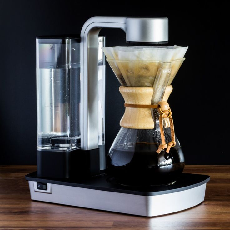 Chemex® Ottomatic Coffeemaker | Brews a perfect cup of Chemex Coffee every time. Great gift idea for the coffee lover!