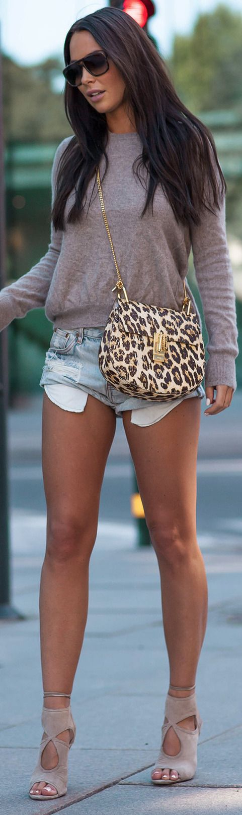 Cashmere Sweater / Fashion By Johanna Olsson