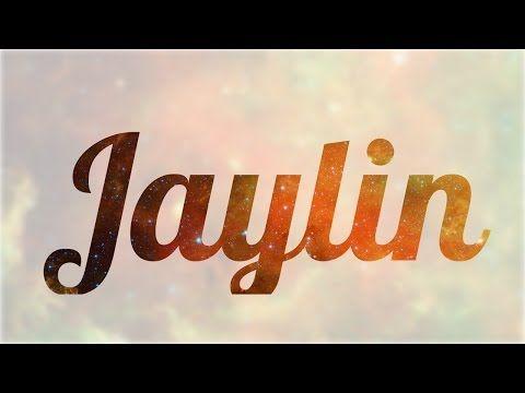 Significado de Jaylin, nombre Inglés para tu bebe niño o niña (origen y personalidad) - YouTube