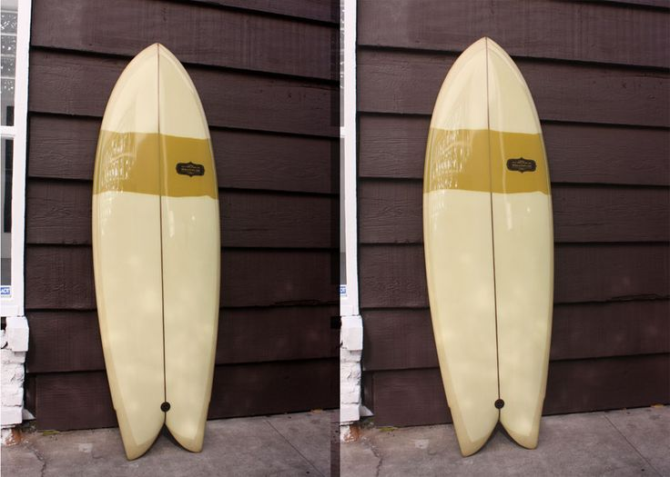 almond creme surfboard