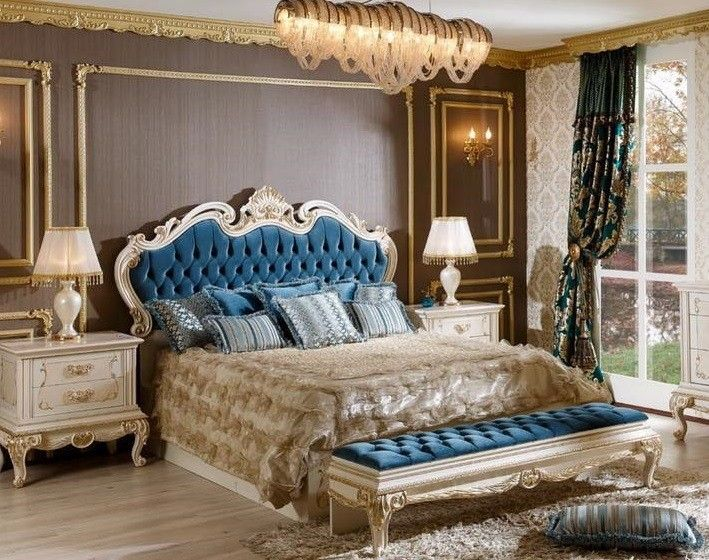 Traditional Bedroom Ideas | King Style Ideas in 2020 ...