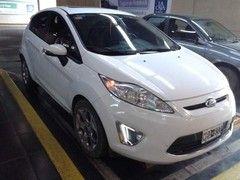 Ford Fiesta Titanium 1.6 5p 2013 Chocado En Marcha Mba