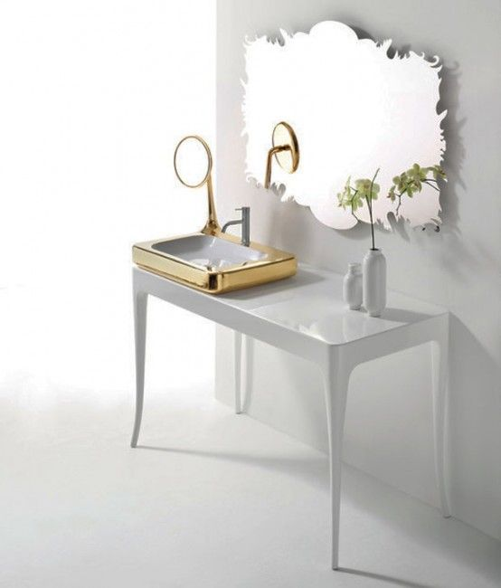 CNC Cut Mirrored Acrylic For Bathroom Wall Mirror
