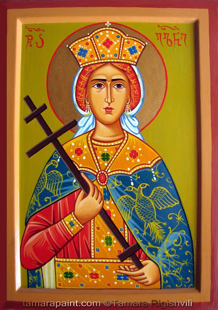 St. Helen - May 21 by by Tamara Rigishvili