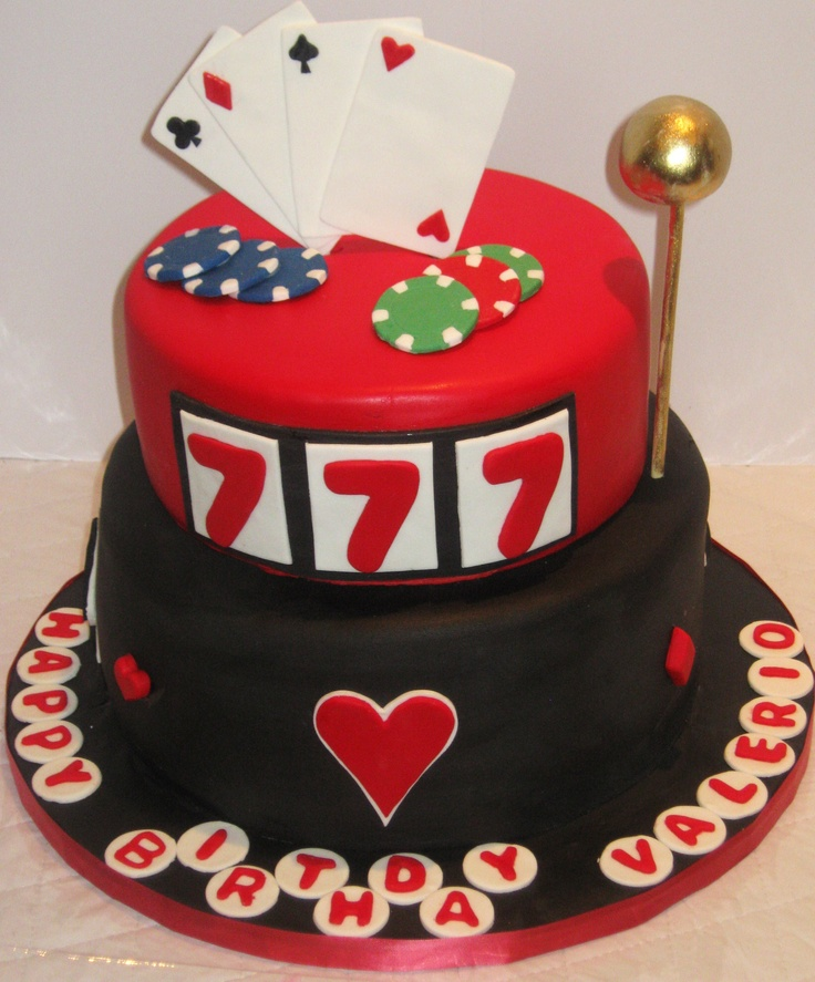 25+ Best Ideas About Slot Machine Cake On Pinterest