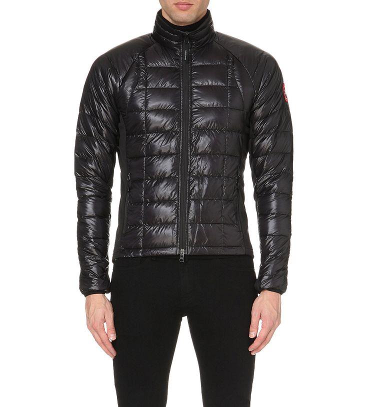Canada Goose vest outlet official - CANADA GOOSE - Hybridge lite quilted shell jacket | Selfridges.com ...