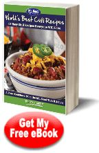 World's Best Chili Recipes: 21 Easy Chili Recipes Everyone Will Love
