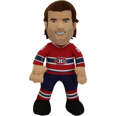 "Brandon Prust Montreal Canadiens 14"" Player Plush Doll #myNHLWishListSweeps"