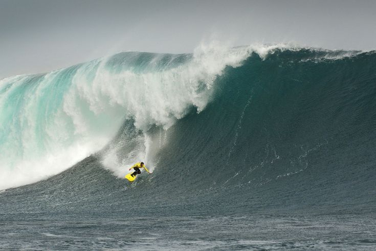 Punta de Lobos: the wolves will chase you | Photo: Escobar/Red Bull