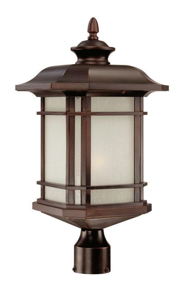 Somerset 1 Light Outdoor Light Fixture Lantern Head