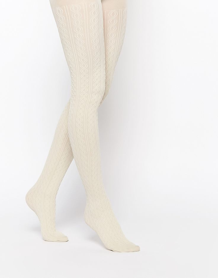 Gipsy Cable Twist Tights