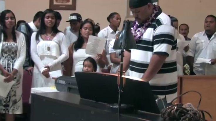 Chuukese Christian Ministry Choir and Rev. Elvis Killion Osonis at FACE ...