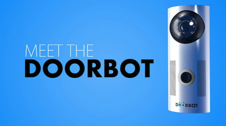 DoorBot: the battery operated WiFi video doorbell that connects to