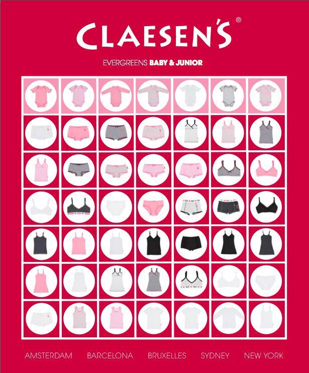 Claesen's Evergreens 2014 for Girls