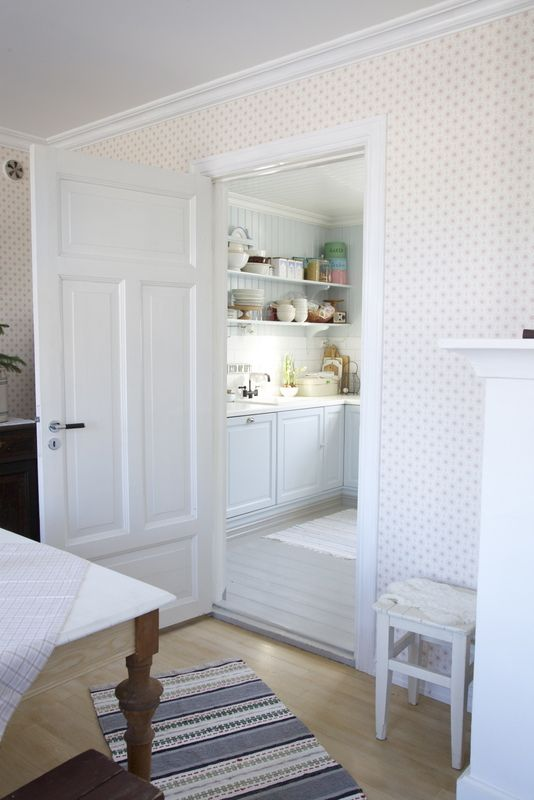 cosy house with soft colours (Livs Lyst)