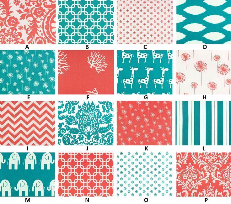 142 best images about Coral\\Teal\\Blue Decor♥ on Pinterest   Quilt ...
