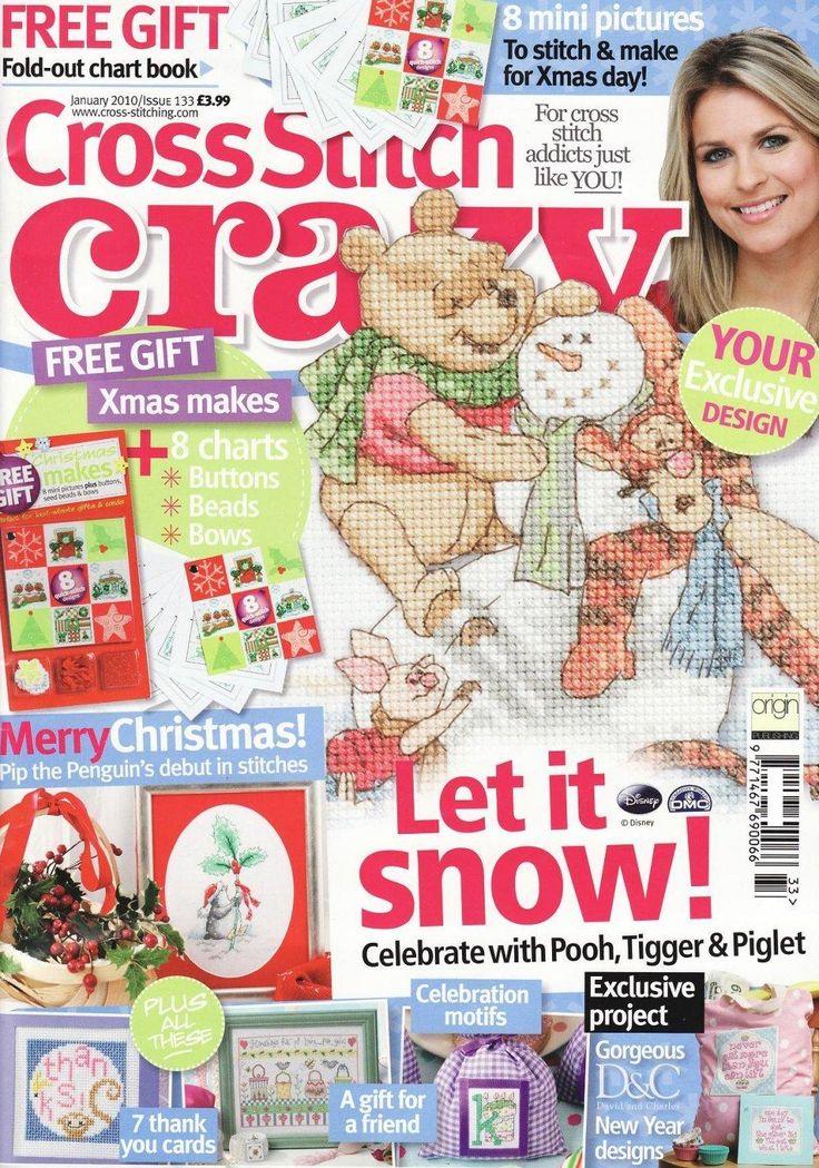 cross stitch crazy 133 2009 voorzijde