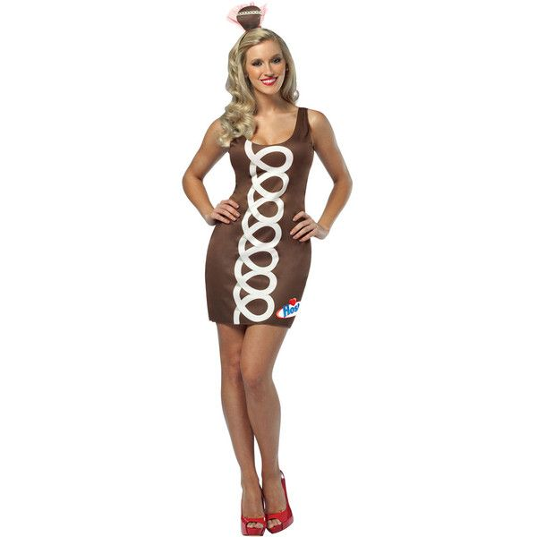 hostess cupcake halloween costume for women 26 liked on polyvore featuring costumes - Halloween Costume Cupcake