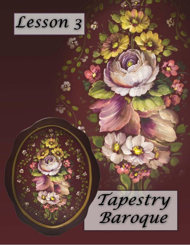 ISSUU - Tapestry of Strokes by David Jansen