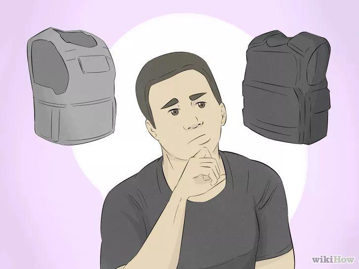 Imagen titulada Buy a Bulletproof Vest Step 1