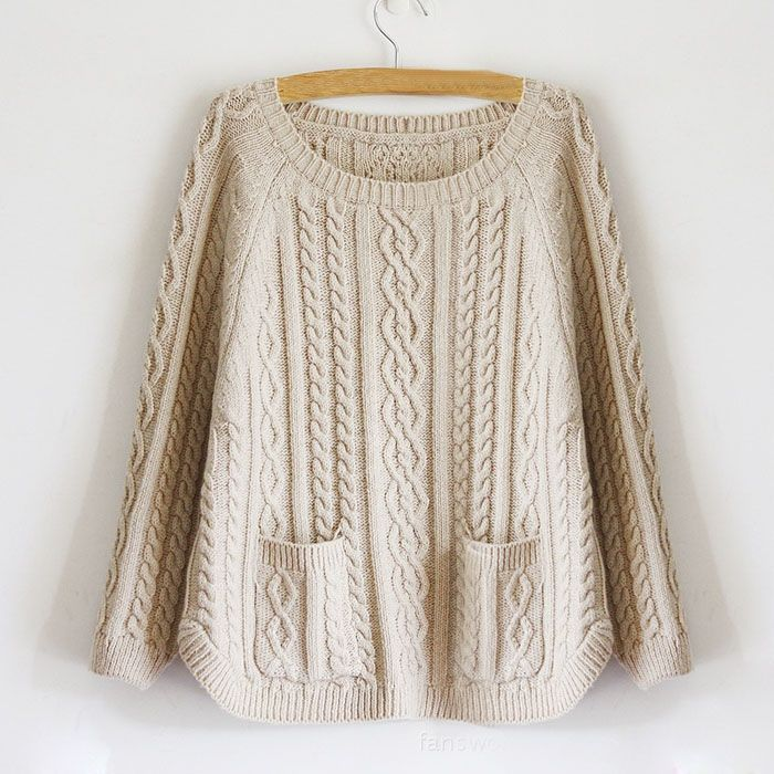 cable knit: