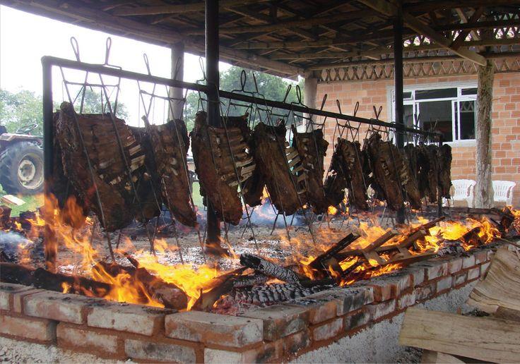 Gaucho Churrasco - ribs of beef