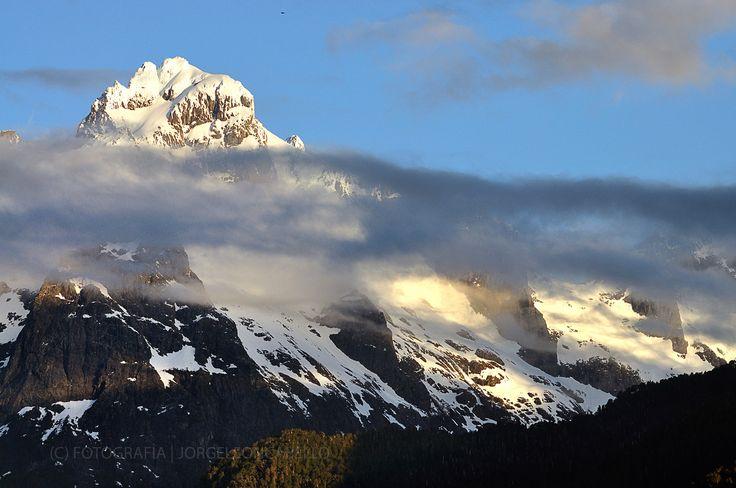 Cumbre - Hornopiren (Patagonia - Chile)