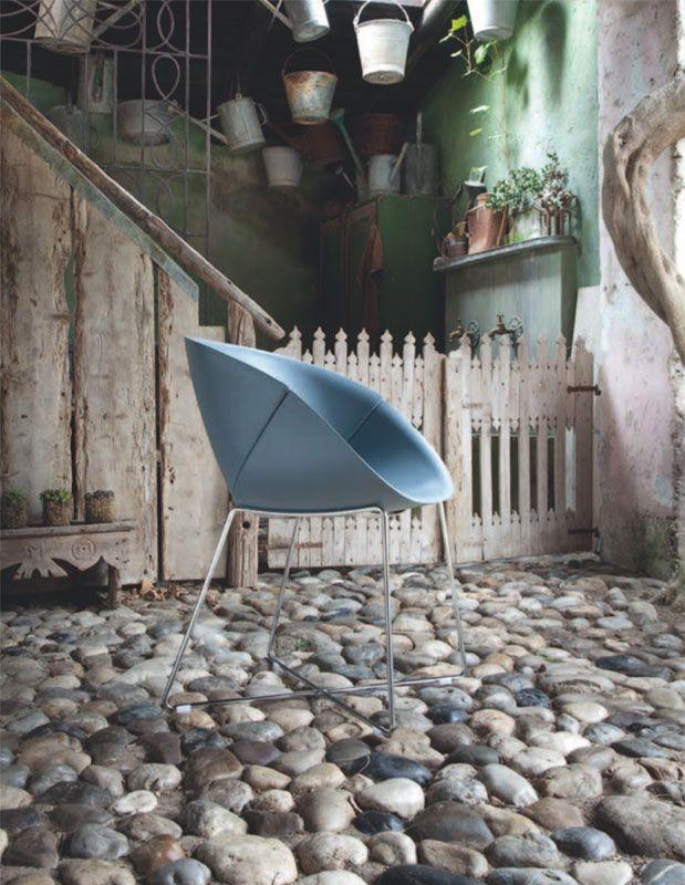 Sedie DOMITALIA news collection by Stefania Arreda Studio di Architettura a Verona