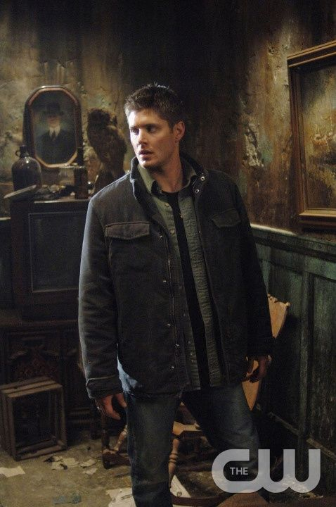 """Supernatural Season 1 Episode 14 - """"The Benders"""" Pictured: Jensen Ackles as Dean Winchester Credit: ©The WB / Sergei Bachlakov"""