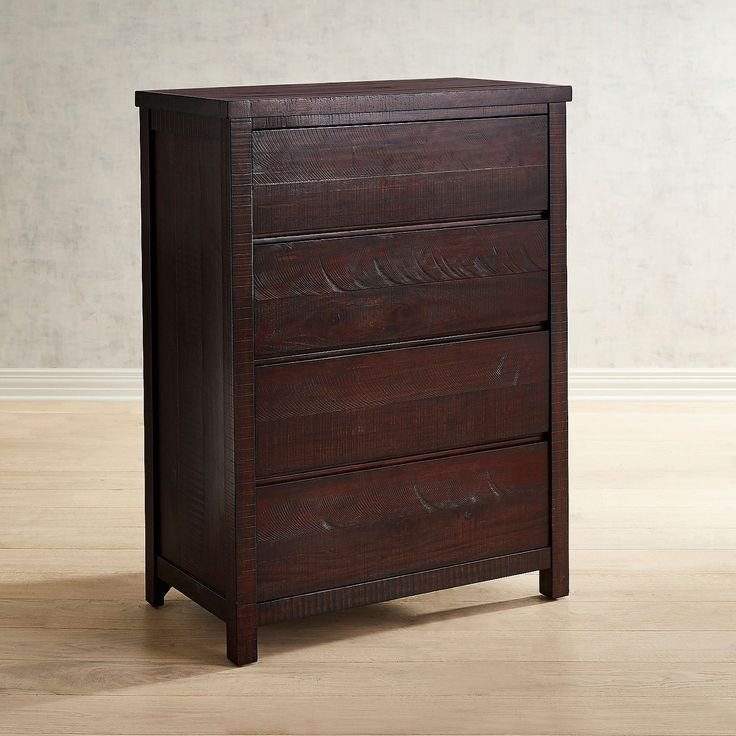 Parsons Tobacco Brown Chest   Pier 1 Imports