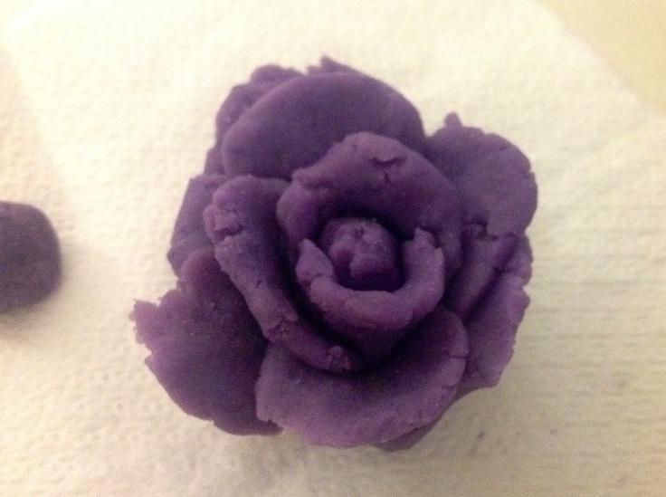 Rosellina di patata Lady viola