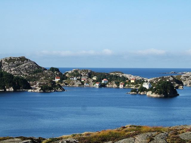 "Skinnhueneset, ""Skincap headland"", Bømlo | Flickr - Photo Sharing!"