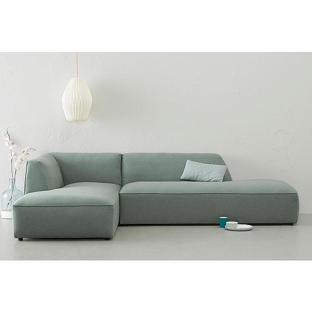 25 beste idee n over hoekbank op pinterest comfortabele banken - Sofa stijl jaar ...