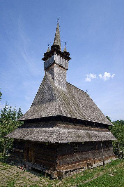 Budeşti Josani church