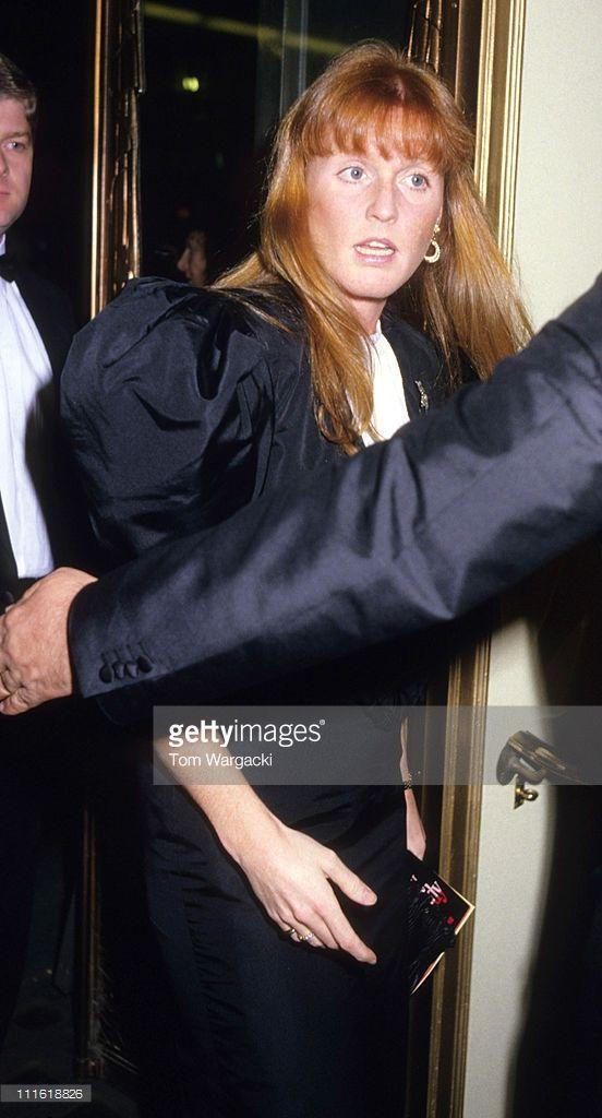 sarah ferguson 1989