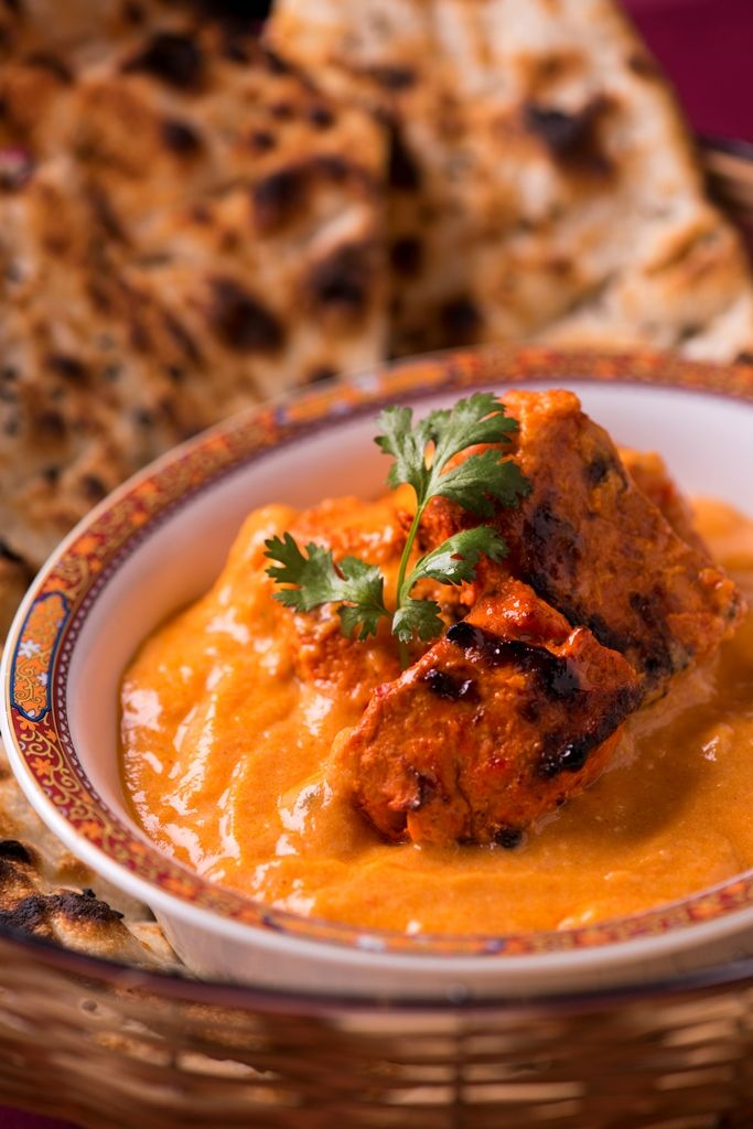 Taj Rasoi's Authentic Chicken Curry