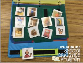 """The Autism Adventures of Room 83: """"How To Set Up A Special Education Program""""- Communication Day 3"""
