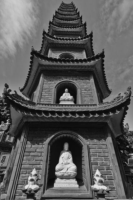 Tran Quoc Pagoda, Hanoi, Vietnam #Tour2013