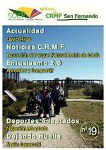 Boletín nº 19 del Socp (Sº de Orientación y Capacitación Profesional) del @CRMF San Fernando, creado en el curso de Diseño Gráfico http://es.calameo.com/read/0002653970c2f6a776718 #boletinesCrmfsf