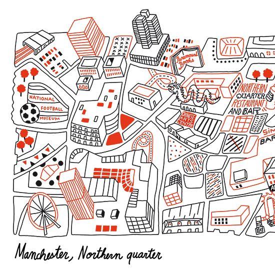 Antoine Corbineau - Manchester, Northern Quarter