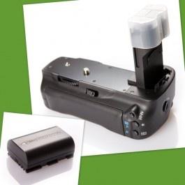 [50105] Bundle - Phottix Battery Grip + Extra Battery