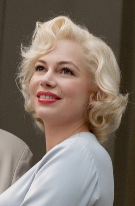 Michelle Williams: My Week With Marilyn.....All I can say is poor Marilyn after watching this movie!
