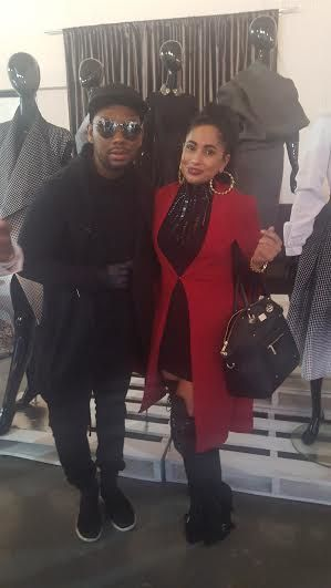 Launch of David Tlale Store