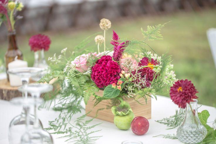 Marsala flowers