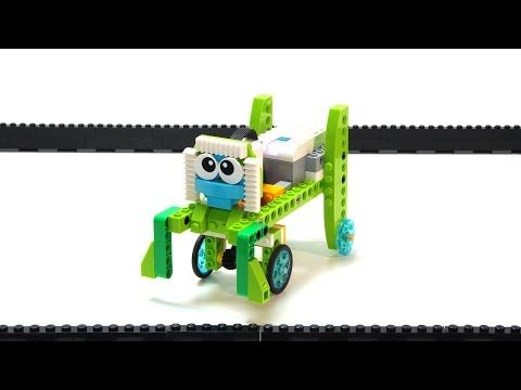 WeDo Sphinx : LEGO WeDo - YouTube